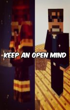 Keep An Open Mind by DSSundeexStamps