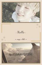 Hello || TaeGi by SUGAakaCUKIER