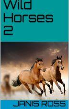 Wild horses 2 by JanisRoss