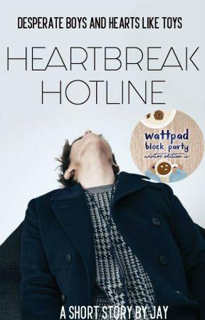 Heartbreak Hotline by Lightning_Stryker