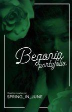 Begonia | Portafolio Gráfico by Spring_in_June