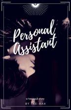ρersonal αssistant ꕥ ᵀᴬᴱᴳᴳᵁᴷ by Tae-Rah
