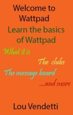 Welcome to Wattpad! by LouVendetti