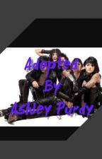 Adopted by Ashley Purdy by Writer_At_Work