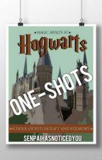 One-shots   [Drarry, Scorbus, Wolfstar y otros] by SenpaiHasNoticedYou