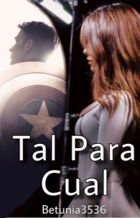 Tal Para Cual || Steve Rogers by Betunia3536
