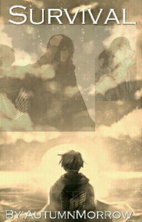 Survival (AOT Rivamika Mikasa X Levi) by TheAutumnSeason