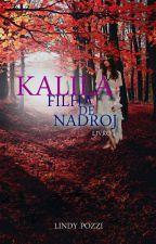 Kalila - Filha de NADROJ - Degustação - LIVRO PUBLICADO. by Lindy_Pozzi