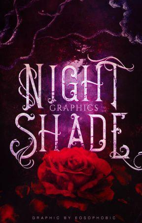 NIGHTSHADE || Graphic Portfolio by eosophobic