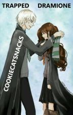 Trapped-Dramione by cookiecatsnacks
