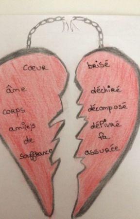 Souffrance Dessin Coeur Brisé Facile