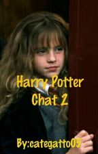 Harry Potter Chat 2 by categatto05