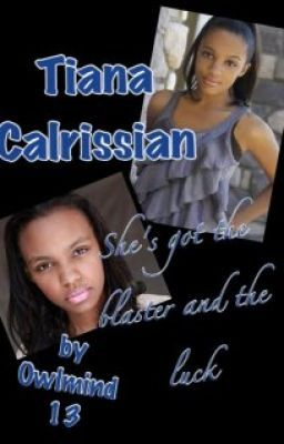 Tiana Calrissian (a Star Wars novel!)