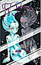 Test Subjects 1 And 2 by Millie_Astral