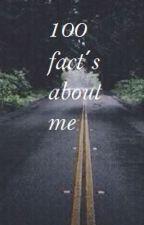 100 faktů o mně by Marcelaudomov