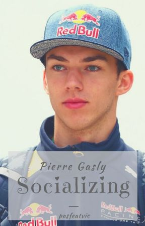 Socializing [Pierre Gasly] by pasfeatvic