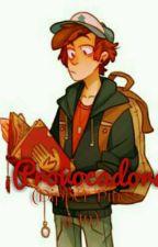 Provocadora (Dipper Pines y tu)  by -soy_antonella