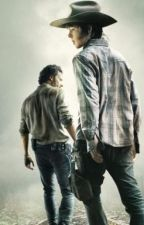 Just Survive Somehow Carl Grimes | Tome 2 | by Alexdla