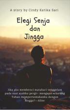 Elegi Senja dan Jingga by cindykatika