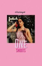 One Shoots by -burningcar