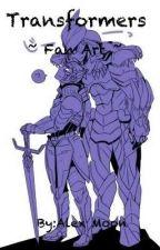 Fan Arty ~ Transformers  by OliwiaPalak