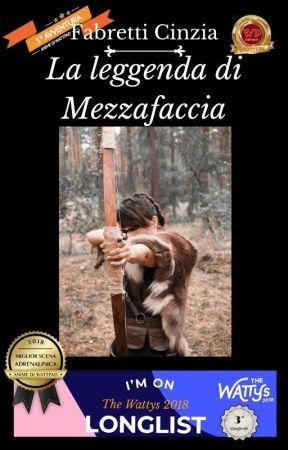 La leggenda di Mezzafaccia by Aliluceleona