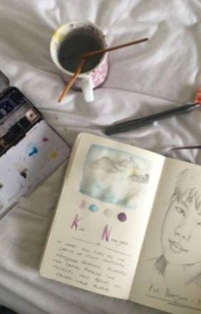 학생 || taekook。[slow updates] by myuu-de