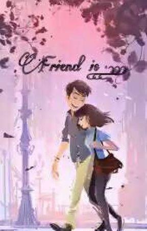 Friend is ... by sherrynpu_