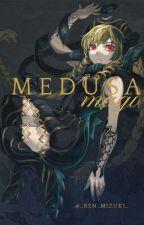 Magi: Medusa (Hakuryuu x OC x Judar) by _Ren_Mizuki_