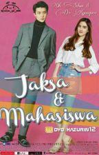 Jaksa & Mahasiswa by Dyokazurin12