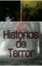 HISTORIAS DE TERROR by Sun-Hee10