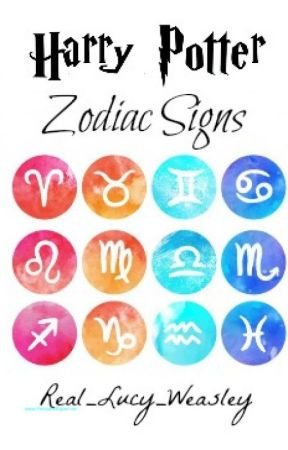 Harry Potter Zodiac Signs - Harry Potter Zodiac Signs