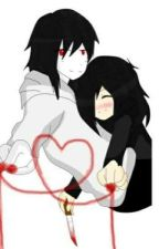 immortals Jeff the killer x reader  by catlover1236