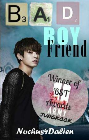 Bad Boyfriend ₪ Jungkook by nochus4Dalien