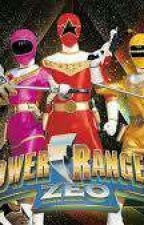 power Rangers Zeo  by YasmimAlvarenga2