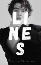 Lines || ksj  by Jiminttrash