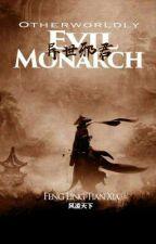 Otherworldly Evil Monarch  by sorra0x0