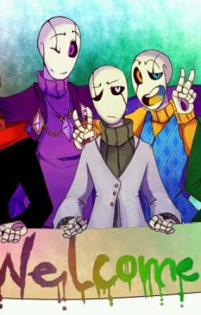 Gaster One Shots 3 by BrownENH
