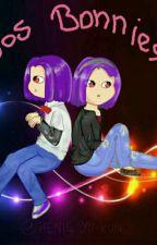 Dos Bonnies?!?!?! (BxB) #FNAFHS by Henie-yo-kun