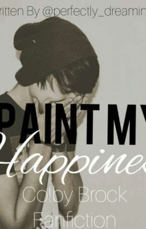 Paint My Happiness| Colby Brock by InfinityColby