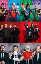 Impractical Jokers Photos and Gifs by VulQuinnIsInMyHeart