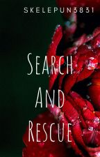 Search and Rescue: US Papyrus X Reader by Skelepun3831