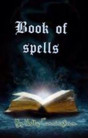 Book of spells by hollyemberbvbarmy