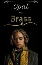 Opal and Brass • Jasper Whitlock Hale  by of_muppets_and_men