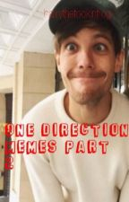 One Direction Memes by harrythefookinfrog