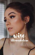 WISE  ↳ JASON GRACE [1] by illumedolan