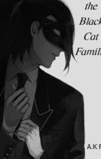 The Black Cat Familia  by Lady_Morow