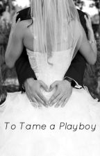 To Tame a Playboy by drakeimaginator