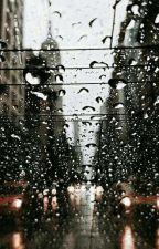 Sajak, Hujan, dan Senja by annaaalynnn