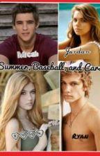 Summer, Baseball, and Cars by AshleyBryn